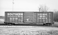 1970s Mid BOXCAR SOU 525766 Location Unknown IL - for upload.jpg