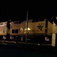 Railfanning in Reno/Sparks, NV