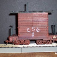 CSW Caboose 1