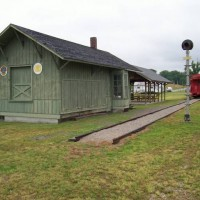Grayville IC station