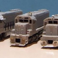 5 of my 11 Atlas Loco At The Time