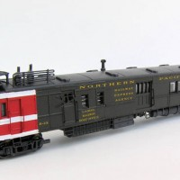 Northern Pacific Motor Car B-13