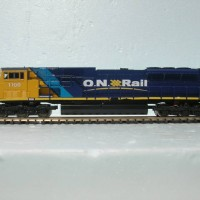 Ontario Northland SD90 MAC
