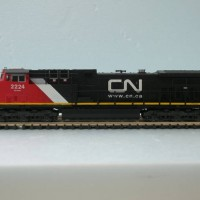 Canadian National ESDc4400