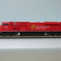 Canadian Pacific SD90MAC