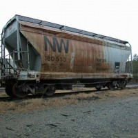 NW Covered Hopper