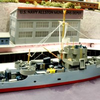 Admirable class minesweeper Pirate AM 276