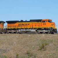 BNSF C40-8W 939, ALliance Yard, Haslet, TX