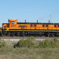 BNSF 3GS21B 1277, Alliance YArd