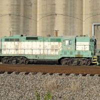 GP7 151, Attebury Grain, SAginaw, TX  11-01-2008