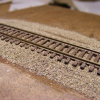 Track and ballast tests.