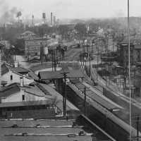 Union Station, Durham NC 1905-1968