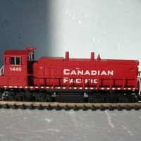 Canadian Pacific MP-15
