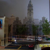 trolley loop @ Philadelphia City Hall
