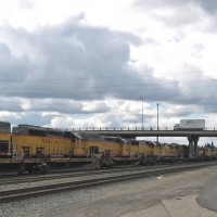 Stored Locomotives