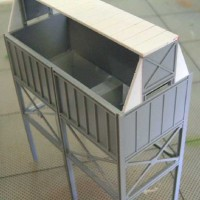 Kitbashed Woodchip Loader