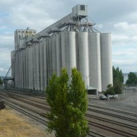 Interbay Grain Elevator
