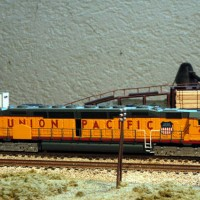 Union Pacific DD40AX # 6932