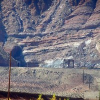 Moab Mill Tailings Loading Facility