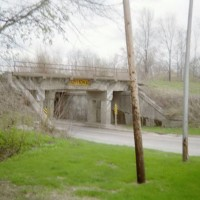 Chariton Iowa bridge