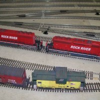 New Rock River units