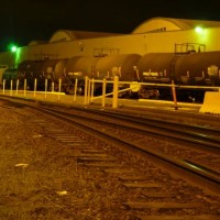 Tank Cars on the Industrial Lead