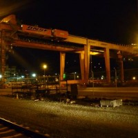 North Yard Cranes