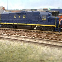 Walthers GP38 to GP39