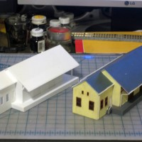 Second build of the Handover Freight Depot