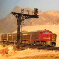 New N scale BLI PA's are here!