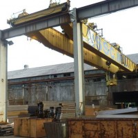 Seaport Steel Gantry Crane