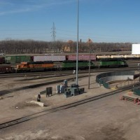 BNSF Northtown Yard - Minneapolis MN