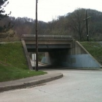 C&O Overpass, Kanawha City, WV
