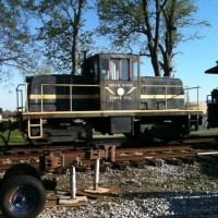 Bluegrass Railroad Museum Locomotives