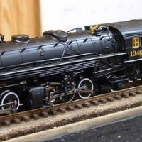 Bachman N scale H-4 and H-5