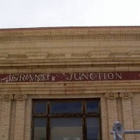 Grand Junction Depot - National Train Day