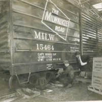 Milwaukee Road Bensenville IL