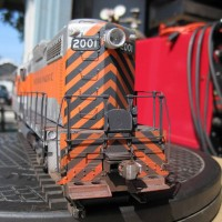 O scale WP GP-20 2001