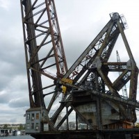 Duwamish River Drawbridge