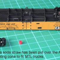 MTL truck under Athearn car