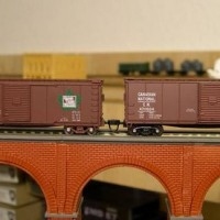 Atlas USRA boxcar truck comparison