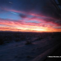 California Zephyr, January 2011