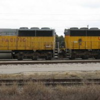San Antonio Kirby Yard Switchers