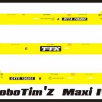 Artwork for Z Scale Maxi IV