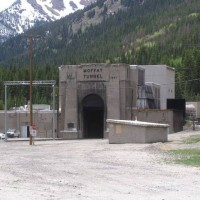 Moffat Tunnel East Portal