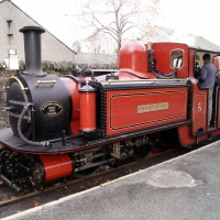 Ffestiniog Fairlie Steam
