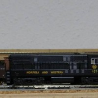 Bachmann H16/44 renumbered