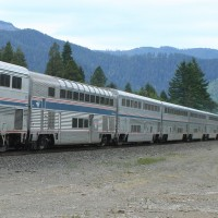 Amtrak Pacific Parlour Car