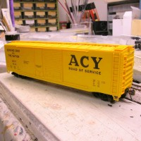 H0 Scale Accurail Kit