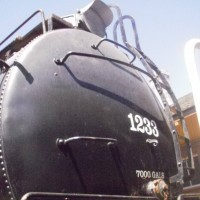 Southern Pacific 1233's tender